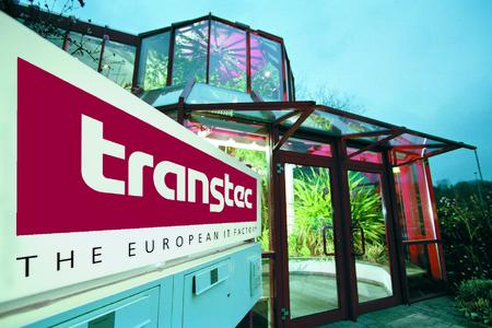 transtec entrance