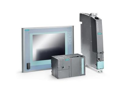 The Siemens Simotion D445 control technology for the Sonderhoff DM 403 mixing and dosing system