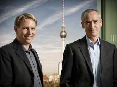 Die Autoren des Innovationsindex 2012,