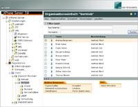 CTI und Unified Messaging werden gemeinsam über die webbasierte XPhone Server Plattform verwaltet.