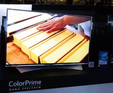 LGs Super UHD-TV definiert neue Standards für den 4K-Entertainment-Markt