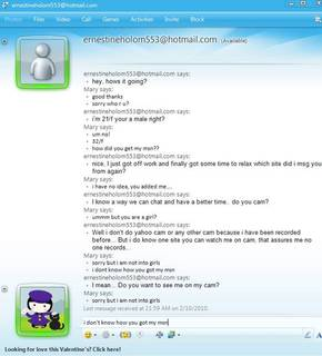 chat flirt München