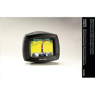 BMW Motorrad ZUMO Navigationssystem