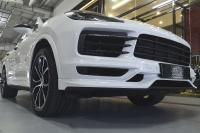 TECHART adds new power and styling upgrades for the V6 Cayenne models