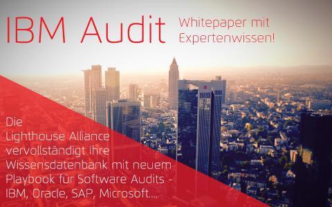 IBM Audit - Whitepaper mit Expertenwissen!