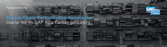 Westernacher Supply Chain Assurance Starter Kit im SAP App Center online