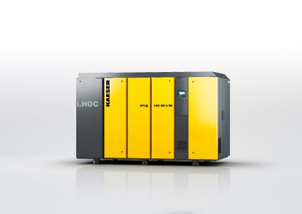 Oil-free compression rotary screw compressors from the CSG, DSG and FSG series are capable of supplying process heat as well as compressed air, making them ideal for operation in jet milling applications