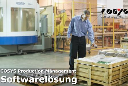 Effiziente Vermeidung von Rüstzeiten und Produktionsunterbrechung mit COSYS Software