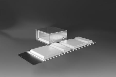Faltbare Kabelbox TW90 von Wichmann