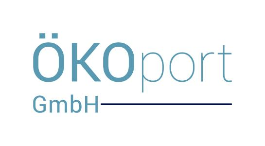 """Neues Logo der """"ÖKOport GmbH (in Gründung)"""""""