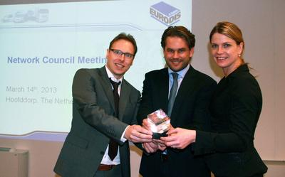 In Time Spedice spol. s r. o. becomes new member of the combi-freight network Eurodis