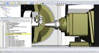 Maschinensimulation: Die Synchronous Technology von Solid Edge verbindet die Geschwindigkeit und Flexibilität des Direct Modeling mit der präzisen Kontrolle der abmessungsgesteuerten Konstruktion - CAMWorks ist nun voll in Solid Edge integriert