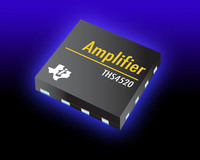 TI Introduces Lowest Distortion, 16-bit Operational Amplifier