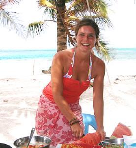 Carolijn Bijker, Gründerin von Oceantrips