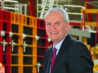 """Thomas Imbacher: Neuer Geschäftsführer der PERI GmbH für den Bereich """"Innovation & Marketing"""""""