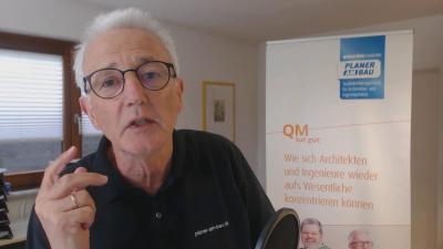 Dr.-Ing. E. Rüdiger Weng gibt Planungsbüros mit seinem Videokurs Unterstützung zur Produktivitätssteigerung