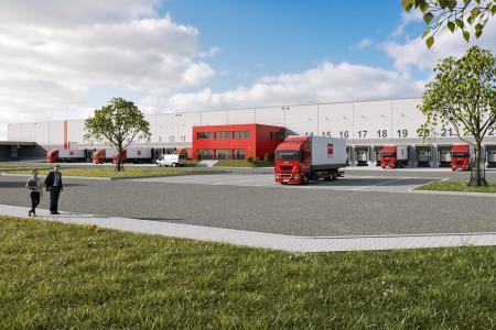 Die Köster GmbH bündele Beratung, Planung und schlüsselfertige Erstellung, um für Kunden maßgeschneidert Logistikimmobilien zu realisieren, so der Baudienstleister
