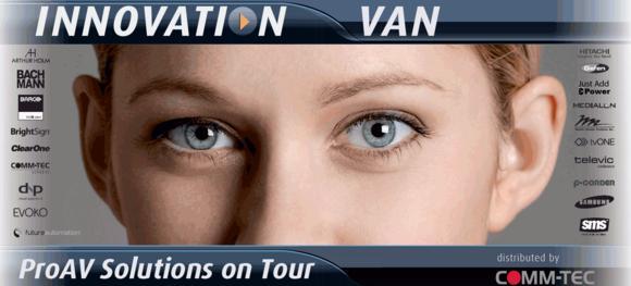 Innovation Van Tour 2014