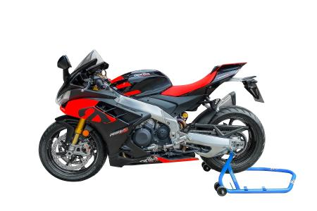 RSV4 and Aprilia Tuono V4 can now be equipped with thyssenkrupp carbon wheels