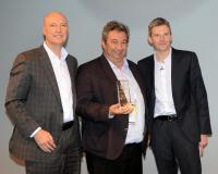 CANCOM als Cloud & Managed Services Partner of the Year 2016 ausgezeichnet