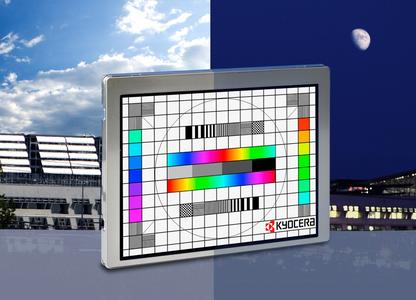 New transflective displays go into series production