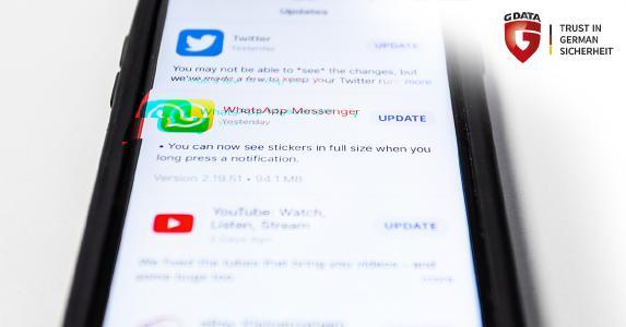 Schwachstelle in Whatsapp-Anrufen ermöglichst Übernahme von iPhones