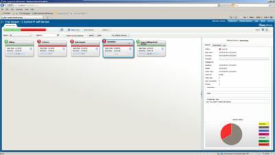 Control M Self Service screenshot