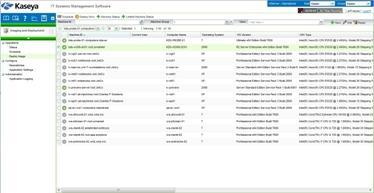 Screenshot imaging deployment