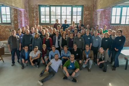 Das Team der SALT AND PEPPER Software GmbH & Co. KG