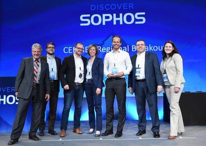 Sophos Awards Infinigate