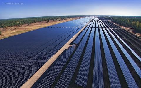 Solarkraftwerk Templin