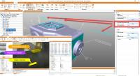 KISTERS 3DViewStation: Reuse CAD data with a more accurate clash detection, new search features and merge objects