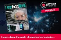TOPTICA TUESDAY: Quantum Technology Applications – From research to market