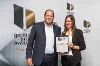 Winner German Brand Award 2018