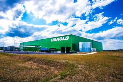 The logistics service provider, Honold - Logistics is green, increases the prospects for 2016