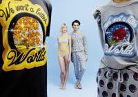 Die gemeinsam geschaffene Capsule Collection von Viktor&Rolf und CALIDA