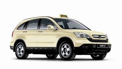 CR-V Diesel Taxi-Spezialangebot