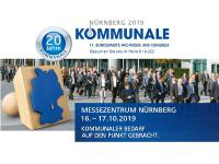 signotec at the Kommunale 2019 in Nuremberg