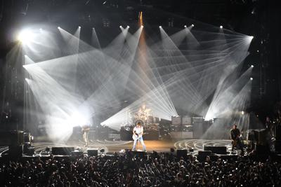 OCESA PRG Mexico Backs Soundgarden With HARMAN's Martin Lighting Solutions