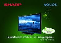 Sharp startet grüne Welle im AQUOS LED Händler-Support