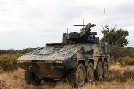 Rheinmetall Boxer CRV Outback (2)