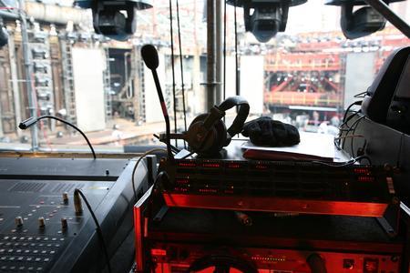 Artist control panel