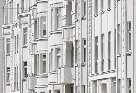 Der über 100 Jahre alte Gebäudekomplex ist typisch für seine Entstehungszeit, Foto: Caparol Farben Lacke Bautenschutz/Andreas Wiese