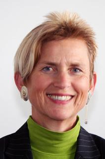 Frau Petra Heintze, Carl Duisberg Centren, Leiterin des Centrums in Radolfzell