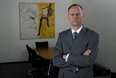 Steffen Schoch, Geschäftsführer der Wirtschaftsregion Heilbronn-Franken GmbH (WHF) Bild: Bernhard J. Lattner, Heilbronn