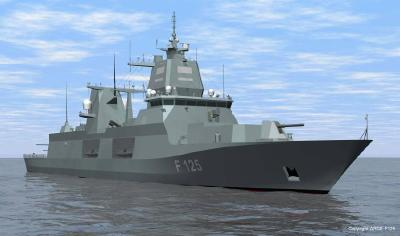 Siemens Equips New Germany Navy Frigates with Propulsion and Control Systems - Order Worth for Siemens almost 50 Million Euros