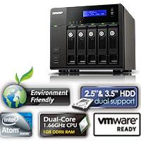 QNAP Adds TS-559 Pro Turbo NAS to Its High Performance Business Series Lineup