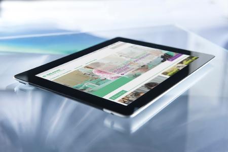 Neue B. Braun-Website: Kundenorientierter, spannender und mit modernster Technik