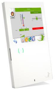Der myGEKKO Slide zeigt, wenn noch ein Fenster geöffnet ist / Quelle: myGEKKO | Ekon GmbH