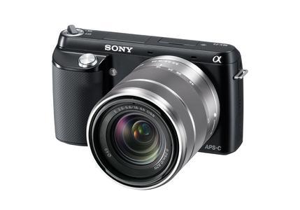 NEX F3 von Sony